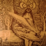 owl-girl